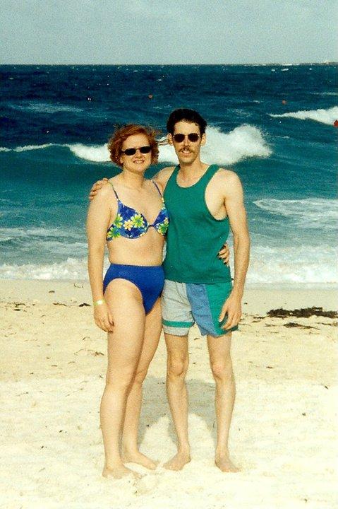 Eugena and Todd Bahamas